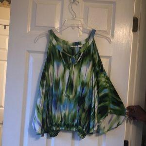 Multi color blouse